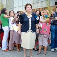 WALK OF FAME: Tamara Buciuceanu-Botez, o nouă stea pe Aleea Celebrităţilor din Piaţa Timpului