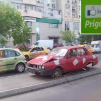 PLICI: Silviu Prigoană cere 550 lei pentru eliberarea unei maşini sechestrate. Gunoiul îl ascunde sub preş!