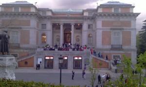MADRID: Muzeul Prado, locul în care timpul stă pe loc