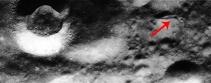 Apollo 15 - 9630 - Latitude - Longitude 19S - 117.5E