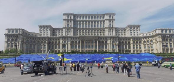 Cartea Recordurilor - Steag UE2