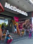 Mici la McDonalds