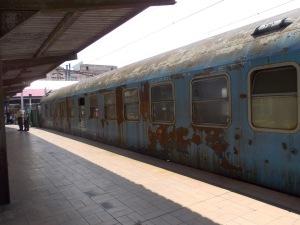 Train Delivery 2013