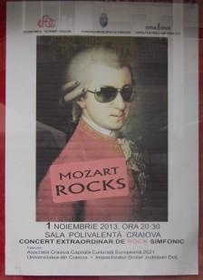 Mozart Rocks