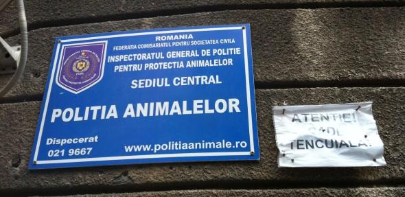 Politia Animalelor 2