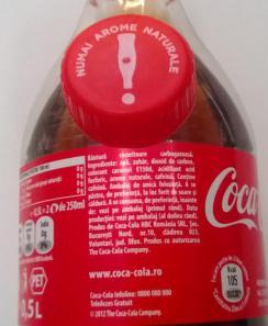 Arome naturale Coca-Cola