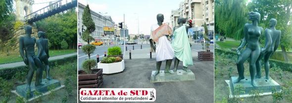 Dansul nudurilor - Craiova