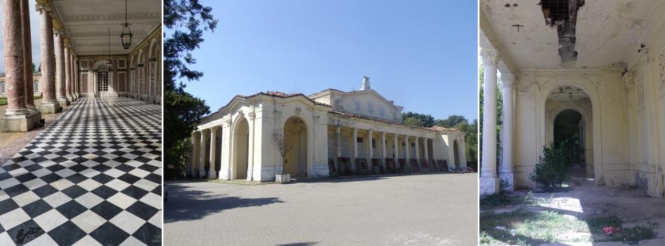 """LOCURI UITATE: """"Marele Trianon"""" din Parcul Bazilescu, un gunoi patronat de Ministerul Culturii!"""