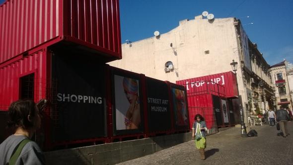 Open Air Street Art Museum