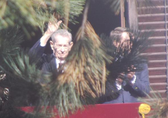 Regele Mihai 92 ani