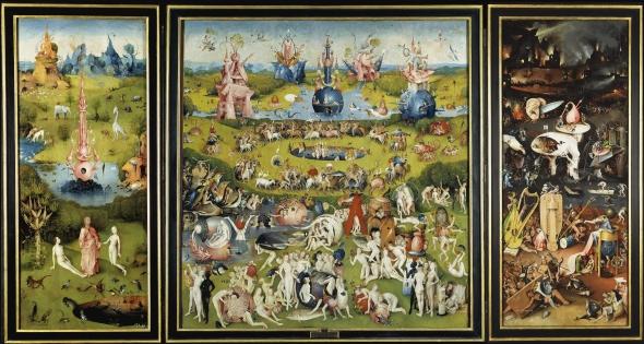 Garden_delights - Hieronymus Bosch