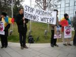 Protest Viena Fracking