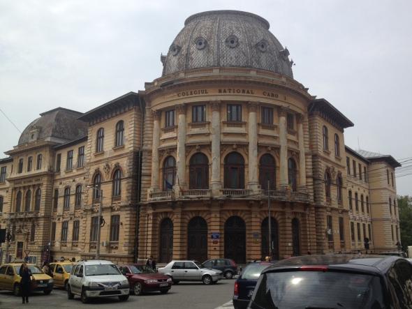 Colegiul Caro I Craiova