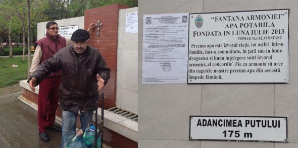 Fantana Armoniei
