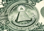 Pyramid One Dollar Bill