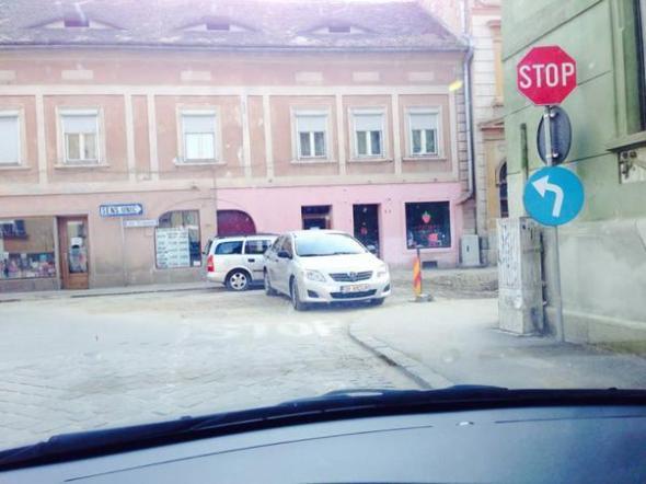 Sibiu reguli de circulatie