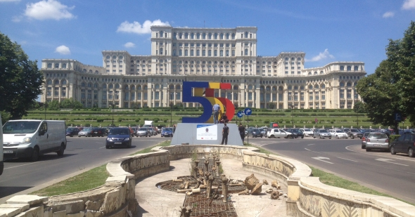 Bucuresti 2014 - 555 de ani