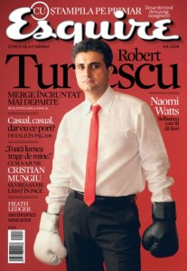 Turcescu in Esquire