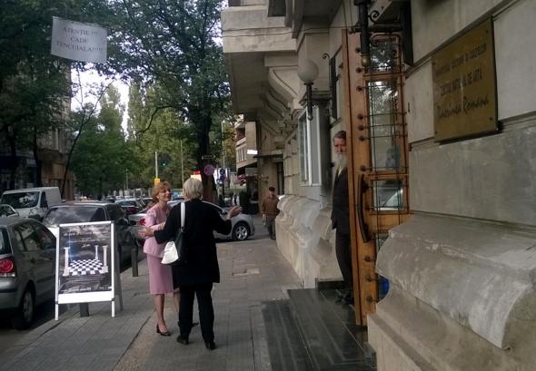 MOFR - Gratiela Barla si Horia Nestorescu-Balcesti