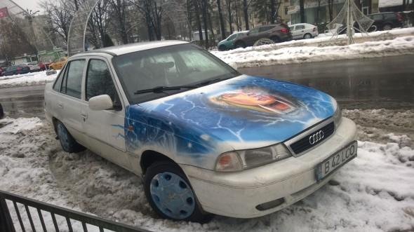 Audi Cielo LCO