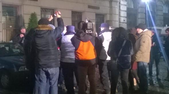 Protest BNR 1