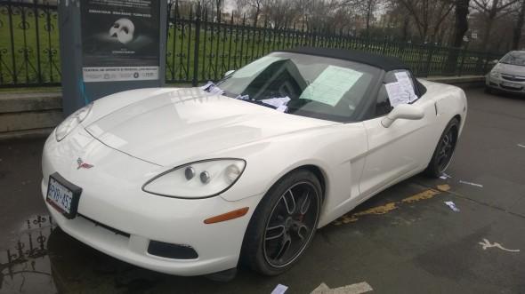 Corvette Ontario