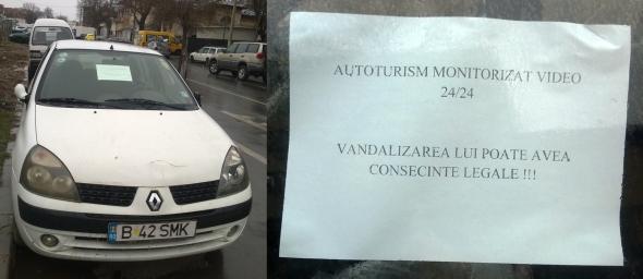 Monitorizare auto