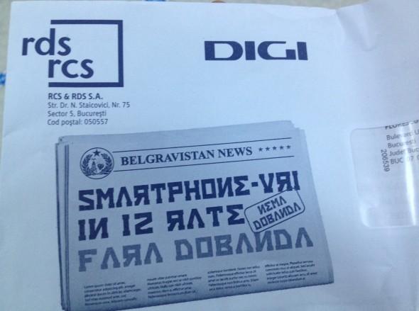 Rds Rcs - Belgravistan News