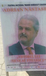 Adrian Nastase la Craiova