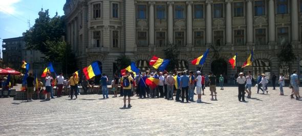 Chisinau la Bucuresti 12 iulie 2015
