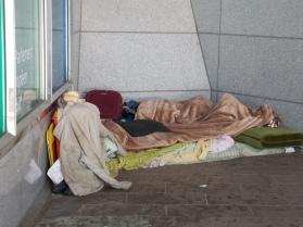 Europeen Parlement Homeless