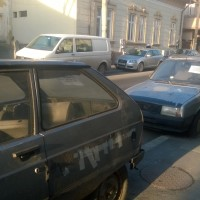 OLTCIT 1981-1995: Oltence abandonate, gata de tuning şi aproape gata de înmatriculare?