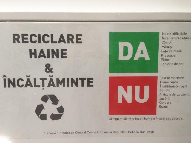 serviciu bun destul de dragut noi speciale POSMAGI: Cehii strâng ajutoare pentru români. Containerul este unic în  Bucureşti! | infoINSiDER.ro