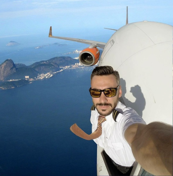 Selfie of the year 2016