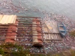 Lacul Bicaz gunoaie 2