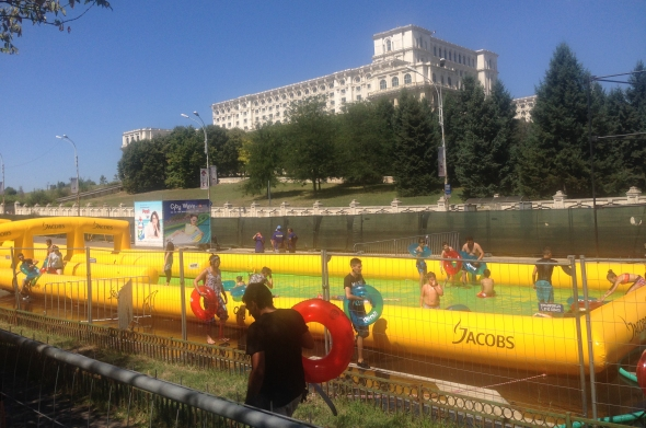 City Wave Bucharest 2016