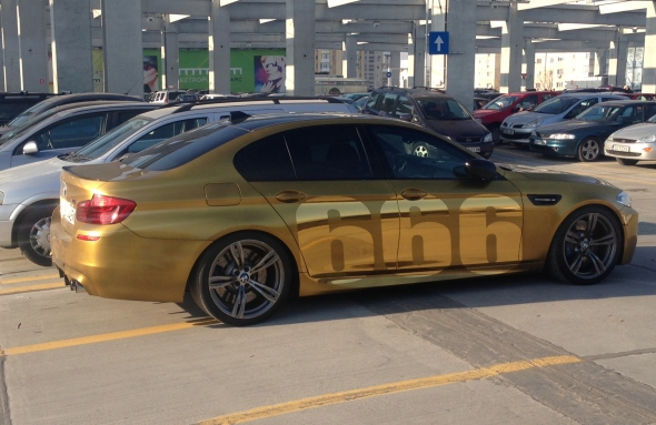 golden-bmw
