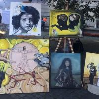 ART WALK STREET: Un concept cultural cu totul nou în România dedicat manifestărilor de tip urban-art