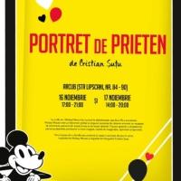 "MICKEY 90 ANI: ""Portret de Prieten"" la Foto Union"