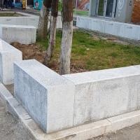 SECTOR 4: Primarul Băluță construiește piramide la colțul străzii. Bordura are bordură la bordură?!