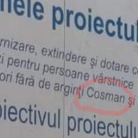 CRAIOVA: Panoul ADR SV Oltenia își ascunde greșelile după gard. Sfinţii Doctori fără de arginți sunt COSMA şi DAMIAN!